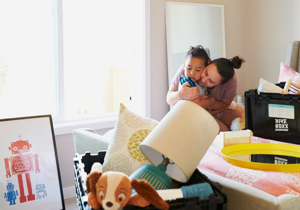 Family cleaning, and other ways to spring clean your home before you list